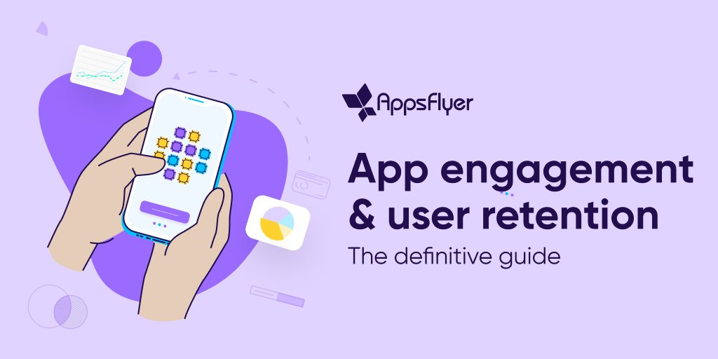 One in every Two apps is uninstalled within the first month after being downloaded. Want to learn how to keep your users engaged? We got you covered. ow.ly/CEqG50Glrvh #retention #engagement