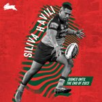 We can't wait to see Siliva Havili reppin the Red & Green 🔥❤️💚 Details 👉 https://t.co/9wWWYR1yI8#GoRabbitohs
