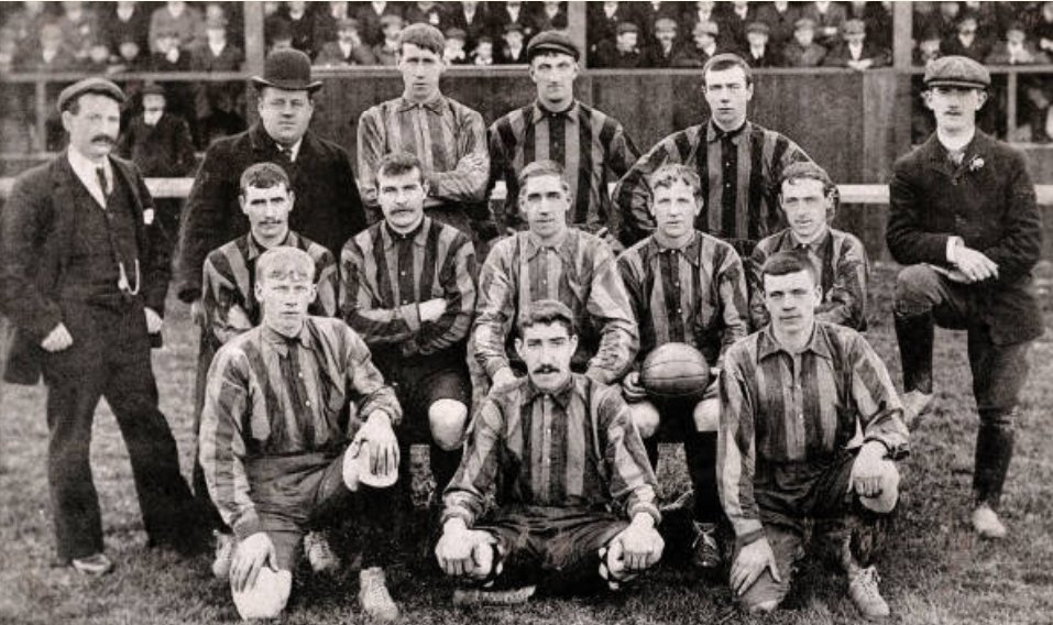 RT @footballmemorys: Carlisle United team photo 1905  #CUFC #CarlisleUnited #Cumbrians https://t.co/4TlpjjeSR5