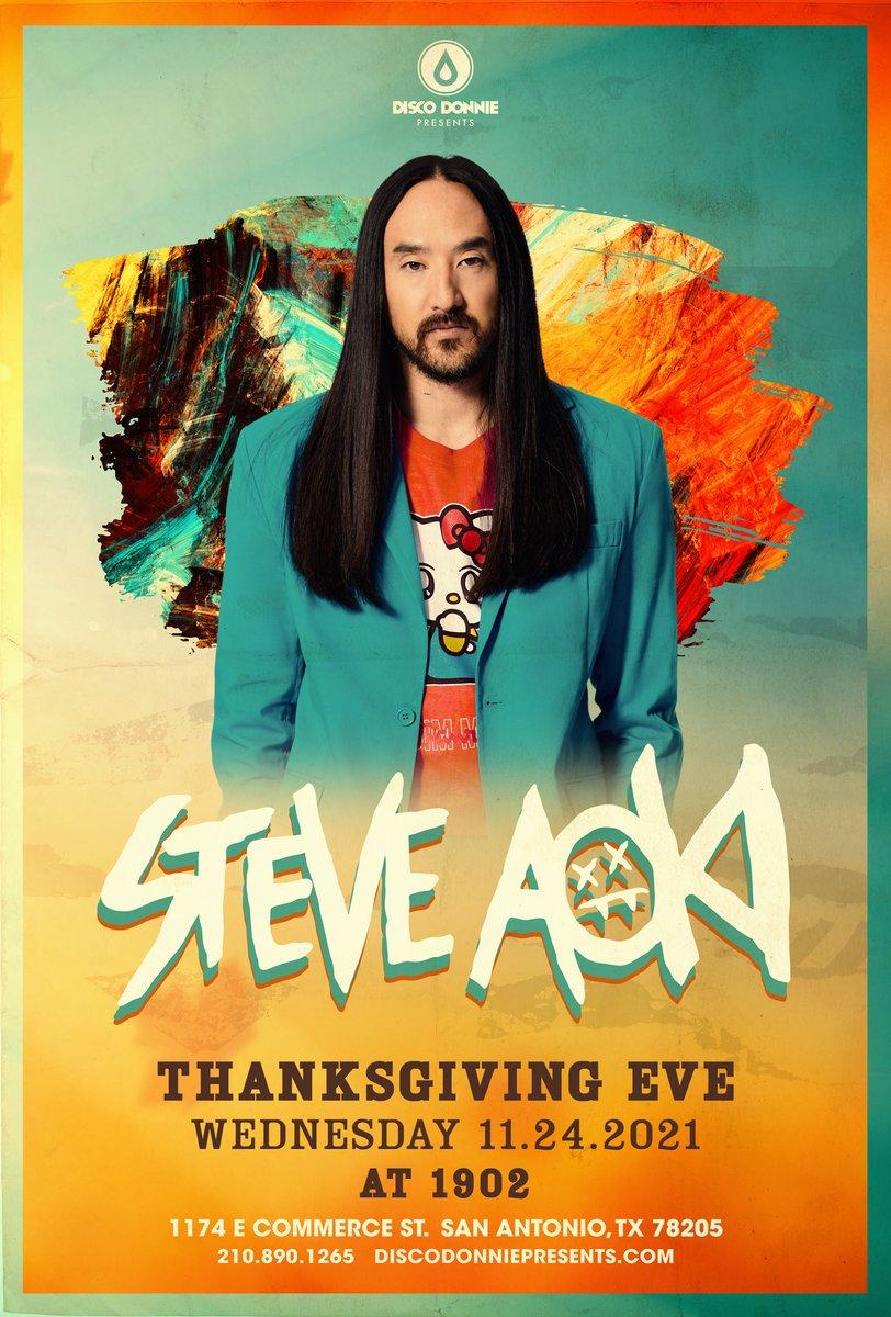 Thanksgiving Eve it's going down in San Antonio!!!! @DDPWorldwide
