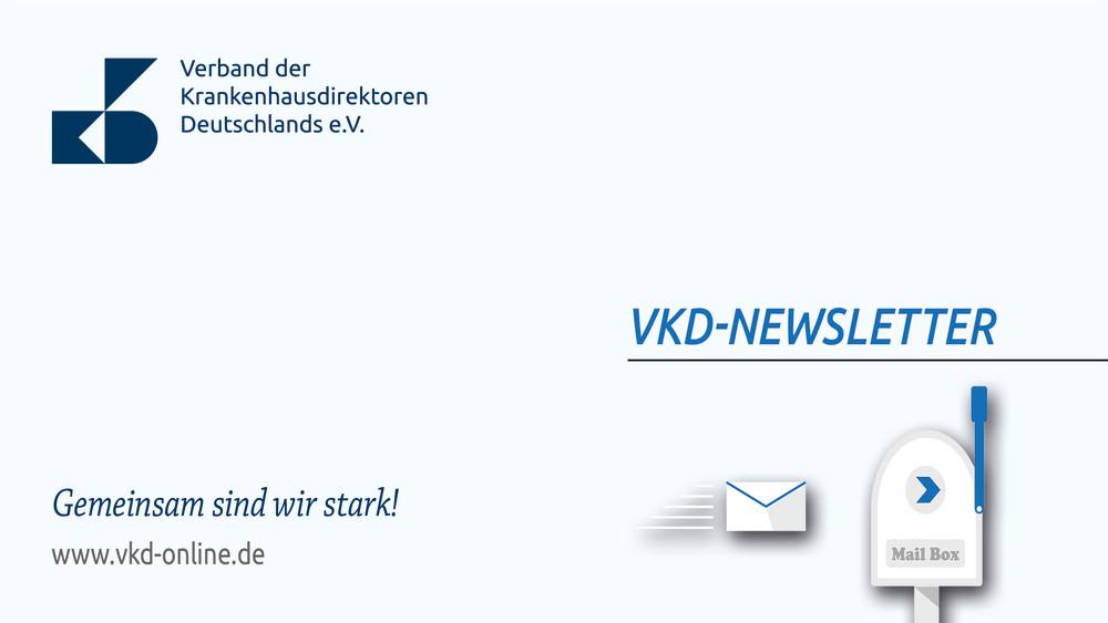 Unsere aktuellen Themen: MEDICA und Deutscher Krankenhaustag - Der VKD ist auch dabei!   VKD / DKI-Branchentreff 2021   SAVE THE DATE! 64. VKD-Jahrestagung 2022 in Leipzig https://t.co/79MNjieTAL https://t.co/G2mDL8dm4q