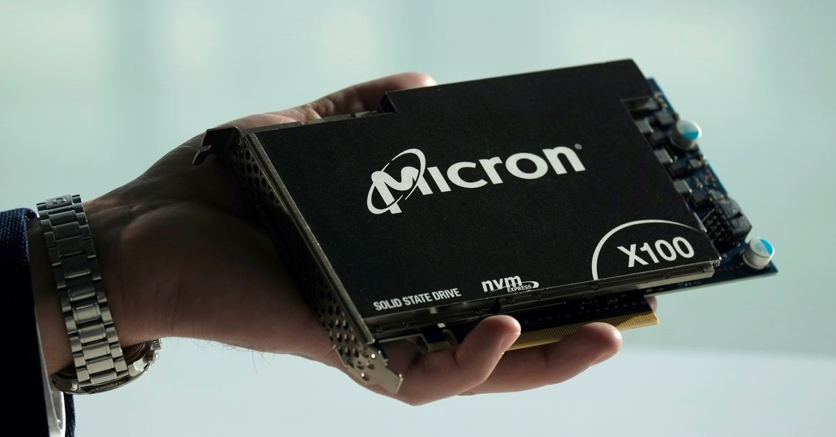 Micron to build $7 bln plant in Japan to expand DRAM production - report