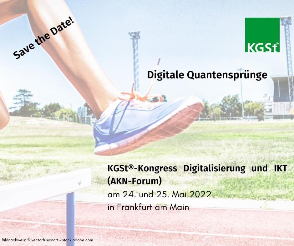Jetzt schon mal den Termin vormerken und einen Platz beim @KGSt_de-Kongress #Digitalisierung & #IKT sichern. https://t.co/mNw1RGkvck