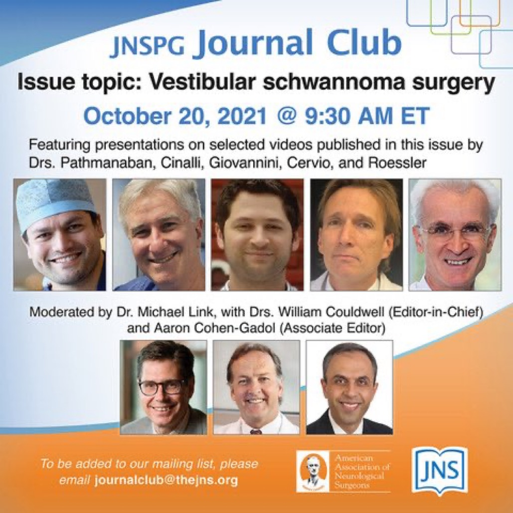 Don't miss today's #JNSJournalClub with the fantastic @brain_op! 🧠 https://t.co/ka6WxZxhhv