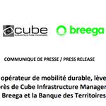 Image for the Tweet beginning: .@stations_e, opérateur de #MobilitéDurable, lève