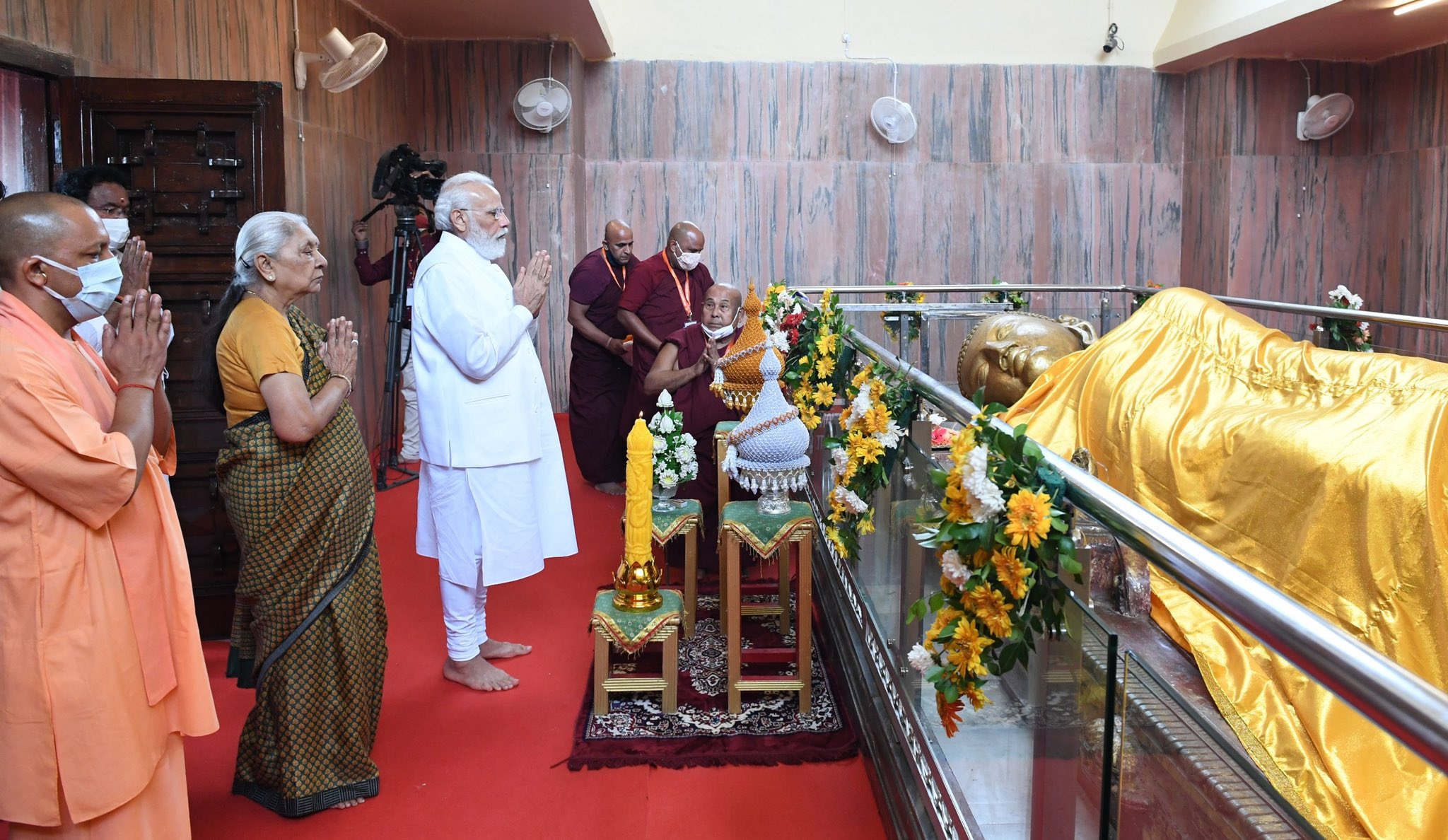 Kushinagar Airport will ease journey to land of Lord Buddha: PM Modi