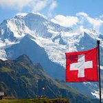 Image for the Tweet beginning: NEUTRAL NO MORE!  Switzerland to legalize