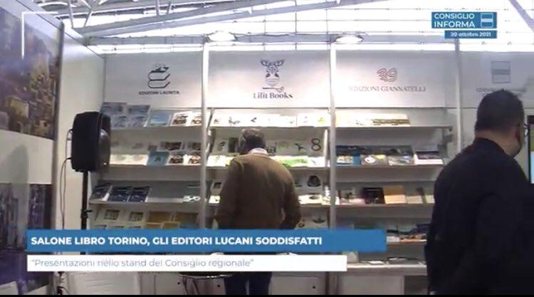 SALONE LIBRO TORINO, GLI EDITORI LUCANI SODDISFATT...
