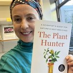 Join us THIS Friday 22 October at 11 am for an exciting NYBG seminar with Dr. Cassandra Quave about her new book that is a gripping memoir AND an account of her research into medical ethnobotany. Go to https://t.co/iZKCLrliNV to register. See you there!