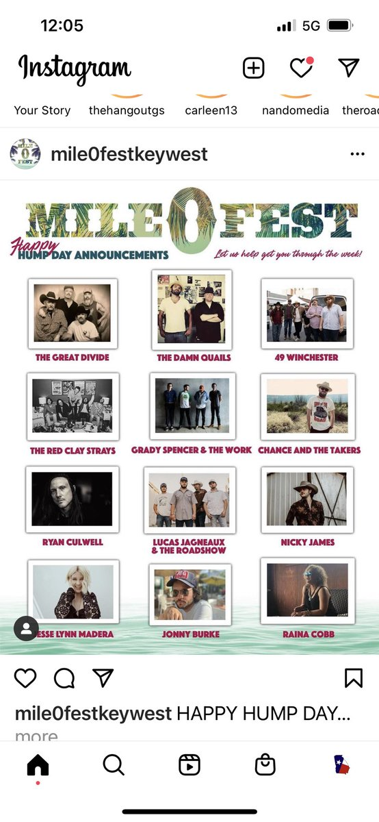 Some awesome additions to @Mile0Fest !! Awesome to have @49winchester joining the party & @theroadsheaux bringing the crew.