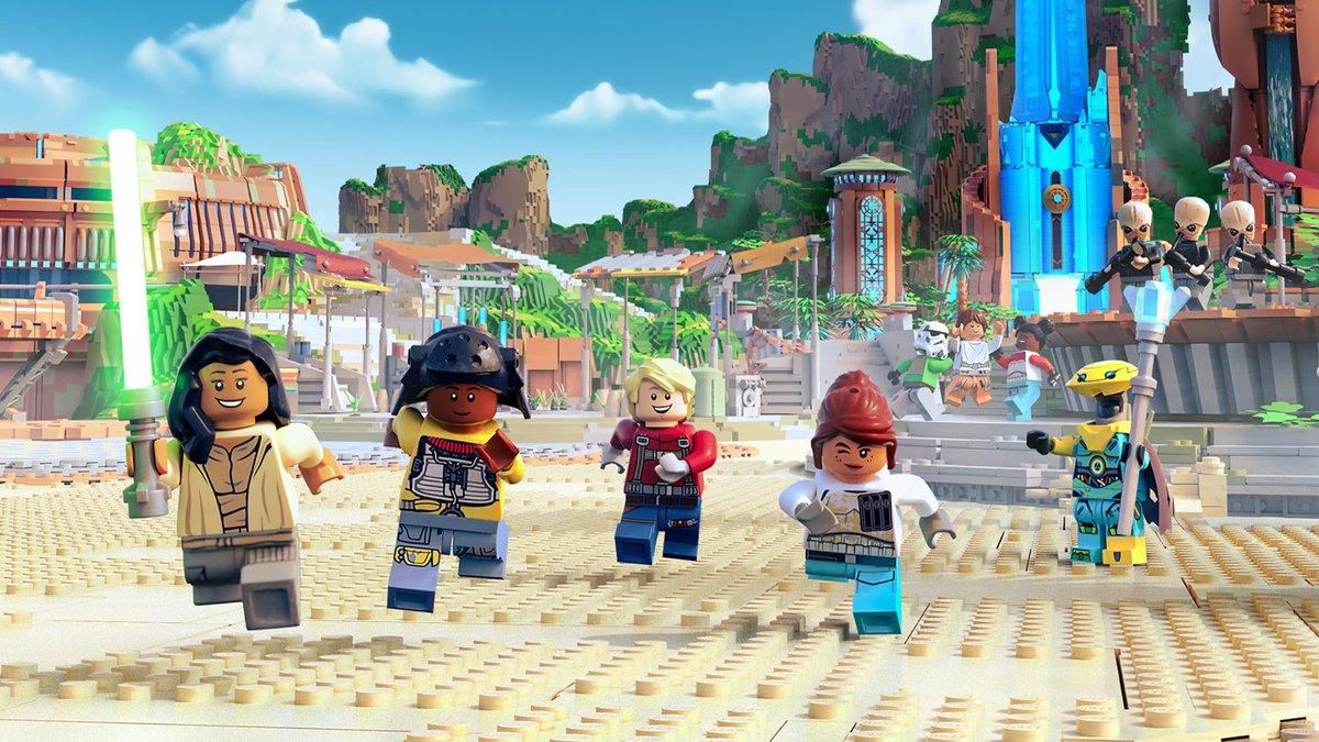 'LEGO Star Wars: Castaways' arrives November 19th on Apple Arcade