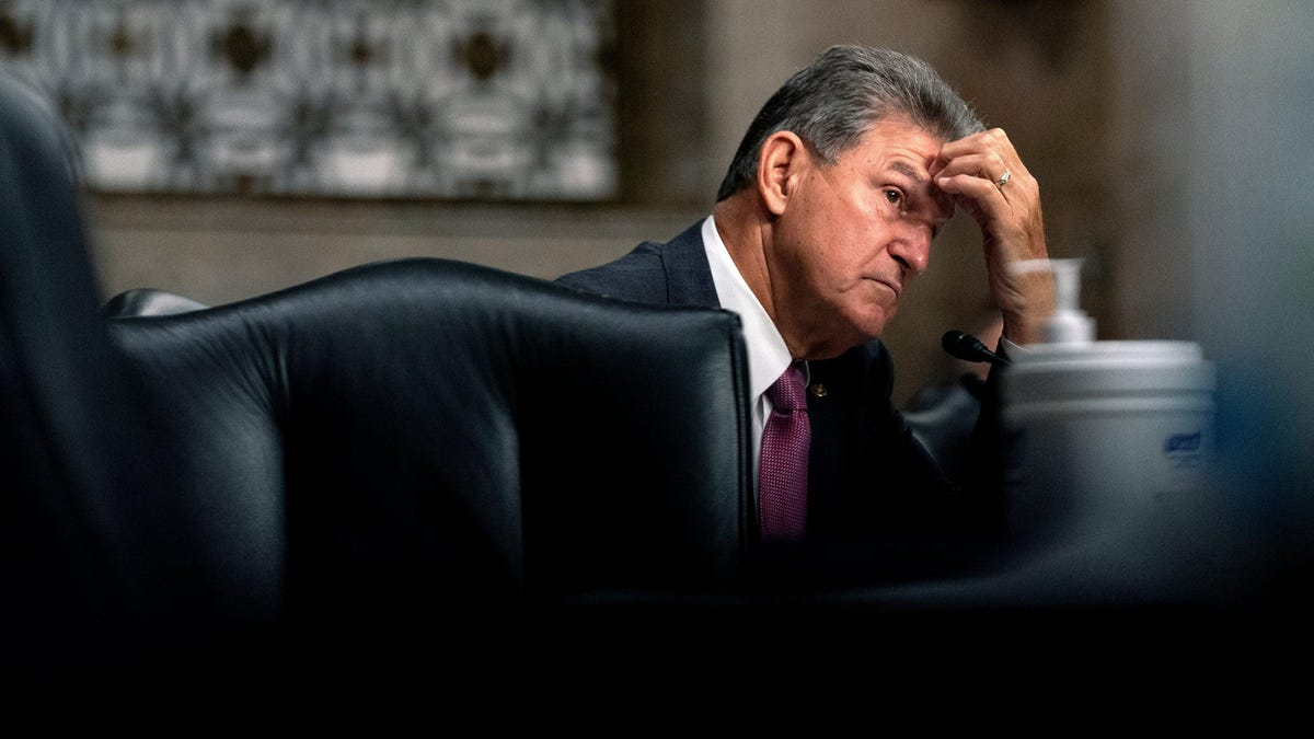 RT @Gizmodo: How Joe Manchin and Republicans Could Destroy the World