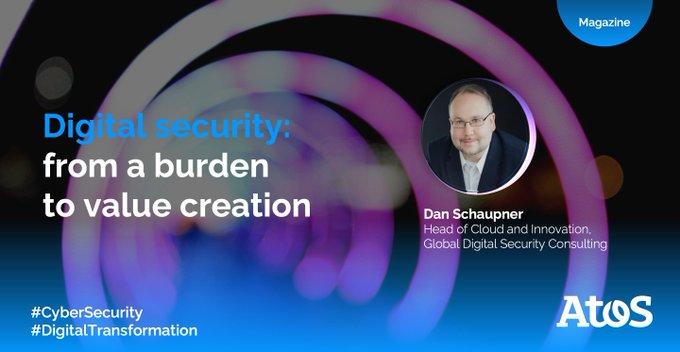 Au-delà de la simple protection, la sécurité peut apporter énormément à la #TransfoNum. @a...