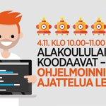 Image for the Tweet beginning: #Innokas on mukana #mahtavaamatematiikkaa-teemapäivässä! To