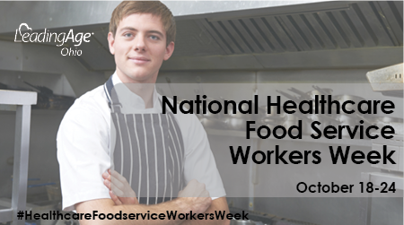 We so appreciate our food service workers today and every day! #healthcarefoodserviceworkersweek #foodservice #foodserviceworkers #cooking #nutrition