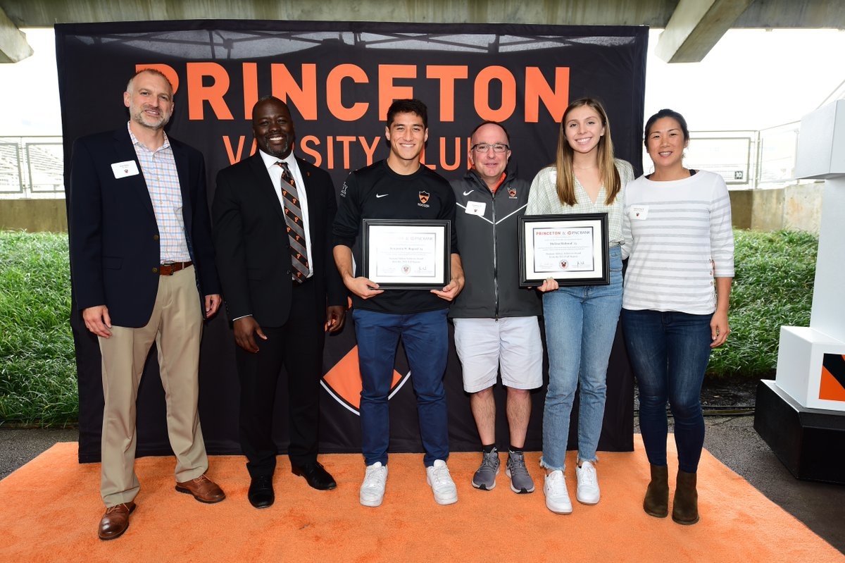 Achieving and making a difference on the pitch/court, in the classroom and in the community. Congratulations Ben and Melina!