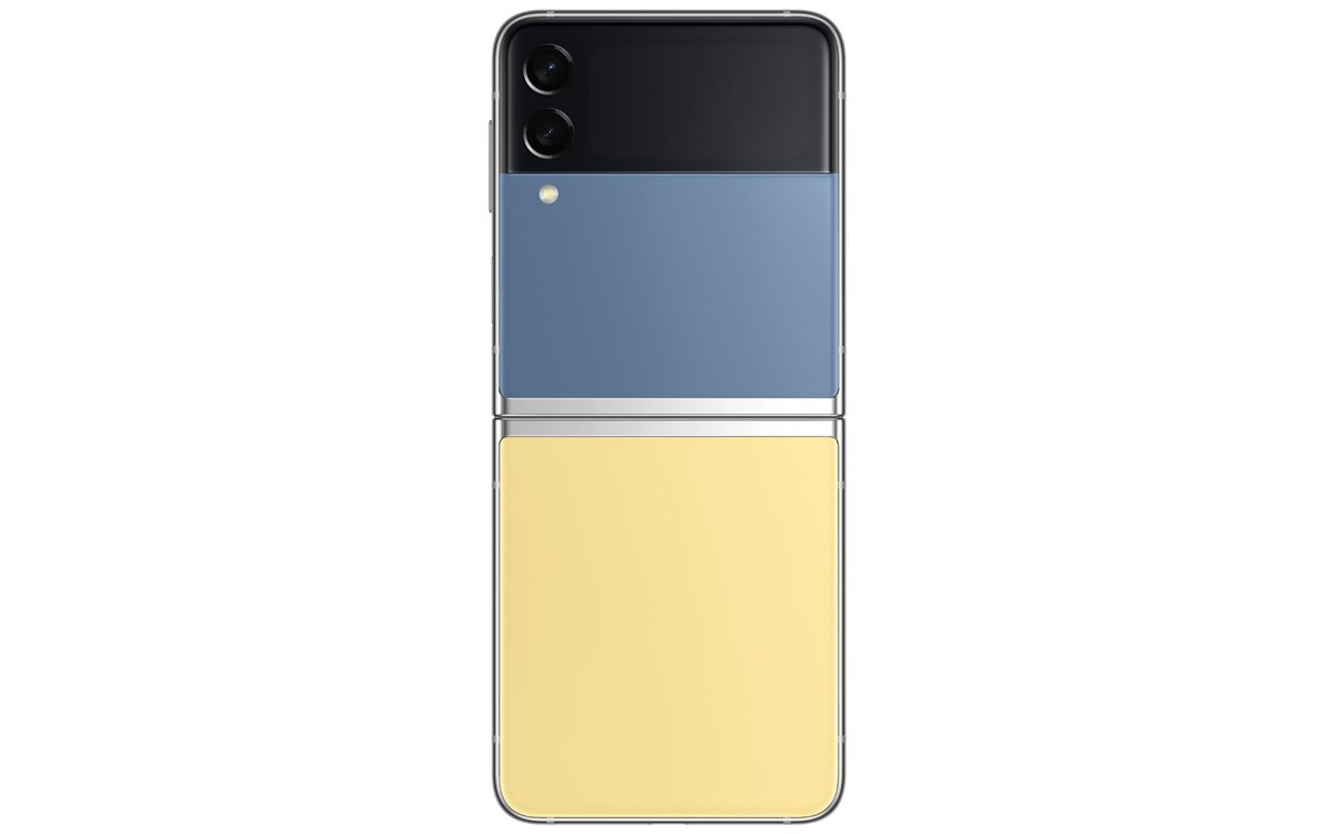 Samsung's Galaxy Z Flip 3 Bespoke Edition offers 49 possible color combinations