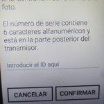 Image for the Tweet beginning: Primera actualización de @Diabeloop tras