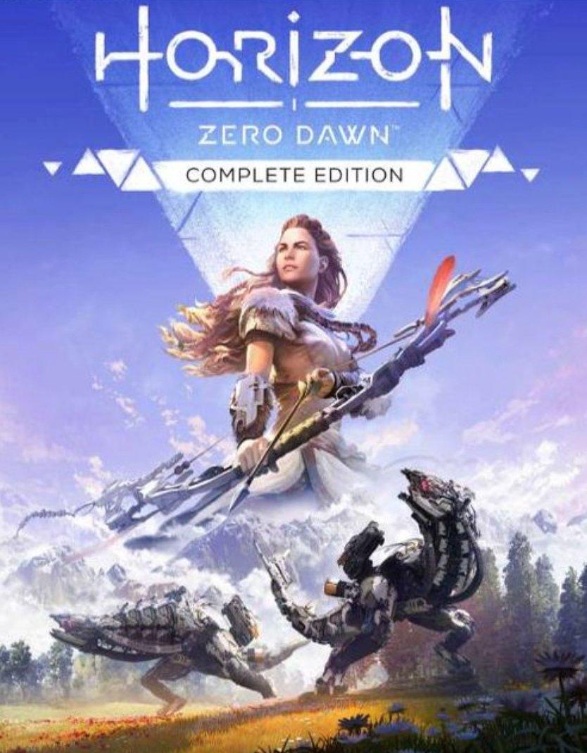 Horizon Zero Dawn  Complete Edition  PlayStation on Steam RRP $55.49 Now $20.79 CDKeys