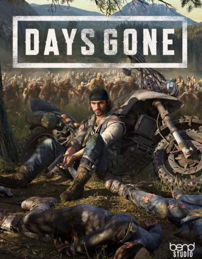 Days Gone PlayStation on Steam RRP $55.59 Now $27.79 CDKeys