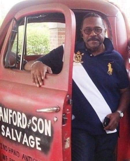 Happy \75th Birthday (10/13/46) to Demond Wilson He /played Lamont on Sanford and Son