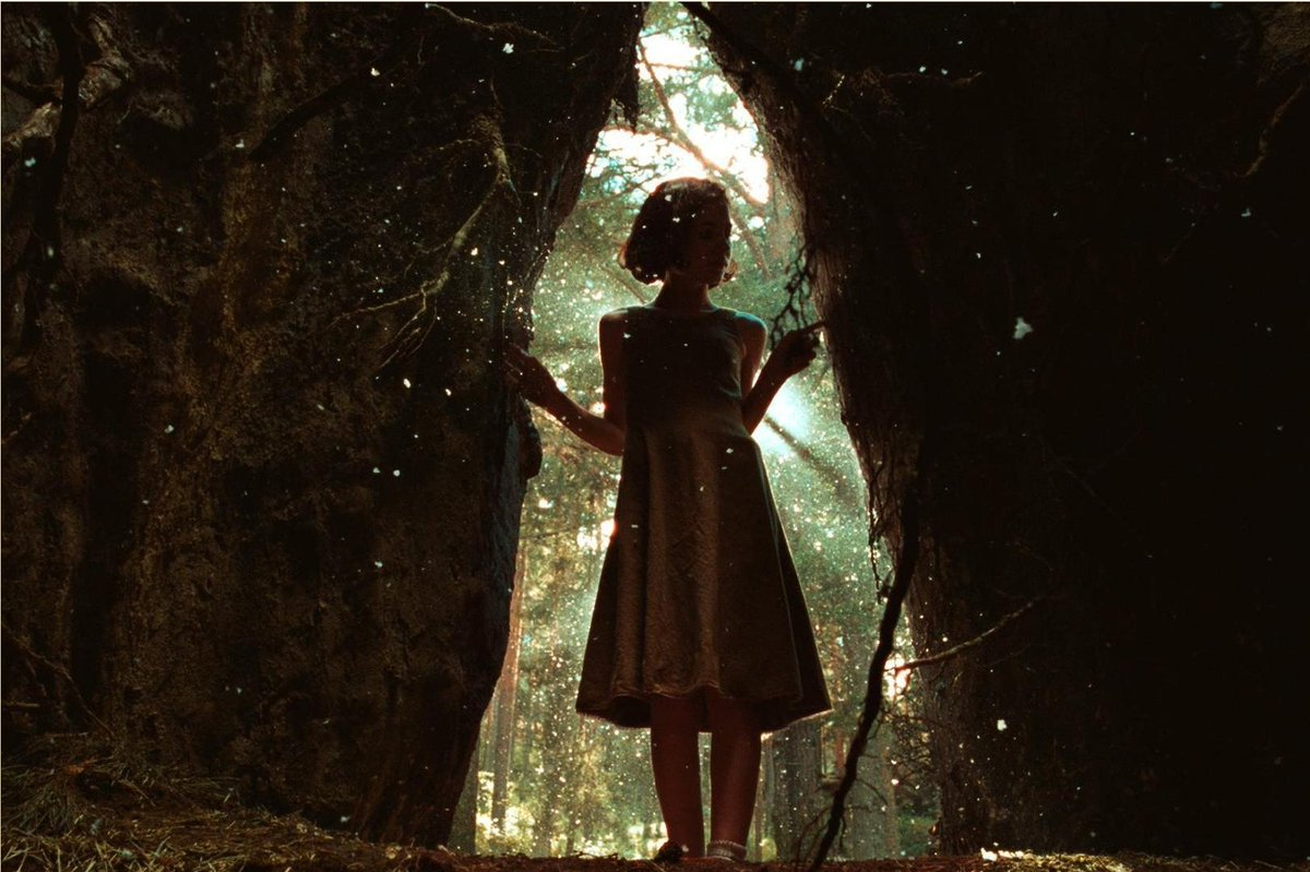 Guillermo del Toro's 'PAN'S LABYRINTH' was released on this day in 2006.