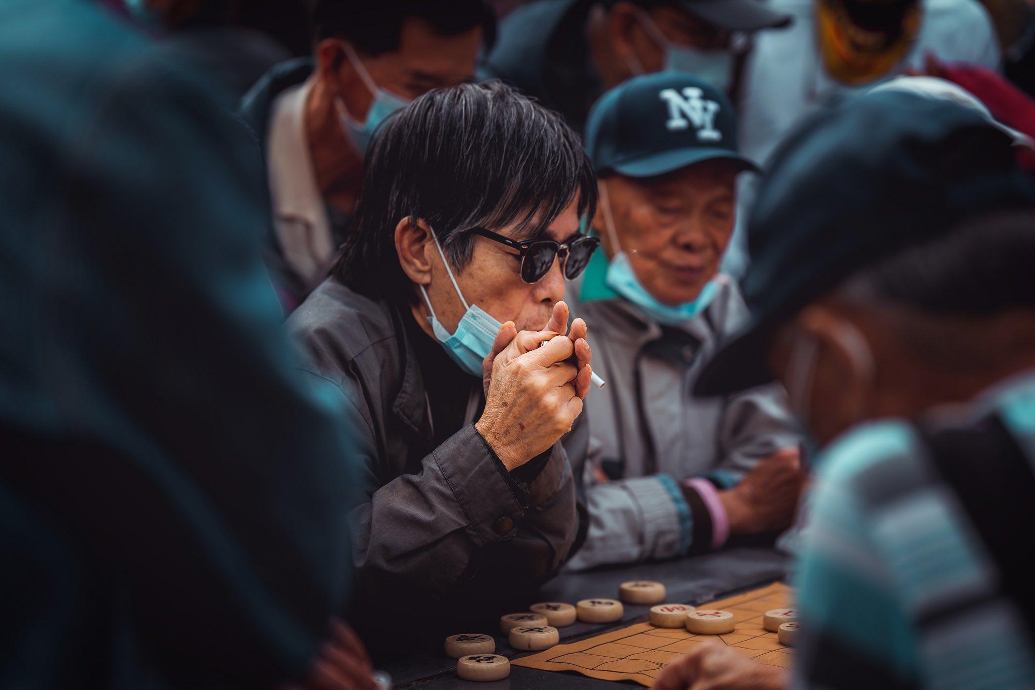 Eyes on the prize  #chinatown #newyorkcity #streetphotography https://t.co/tRLJpLzCxo