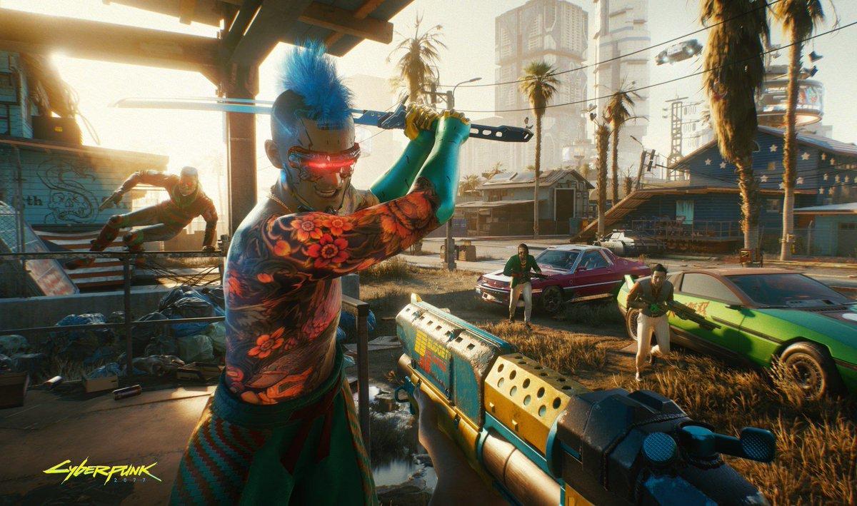CD Projekt Red delays next-gen Cyberpunk 2077 and Witcher 3 to 2022