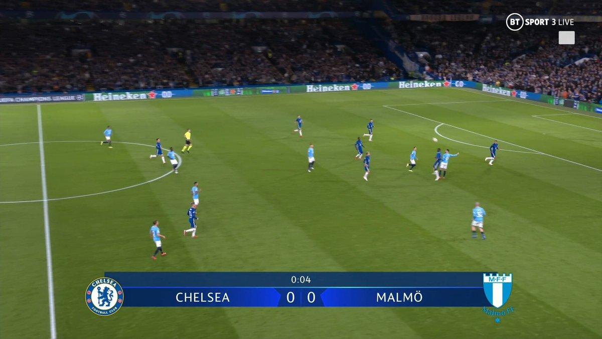 Full match: Chelsea vs Malmo