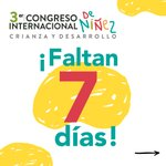 Image for the Tweet beginning: ¡Faltan 7 días !🙌🥳🥳💙 👆🏻Regístrate ahora