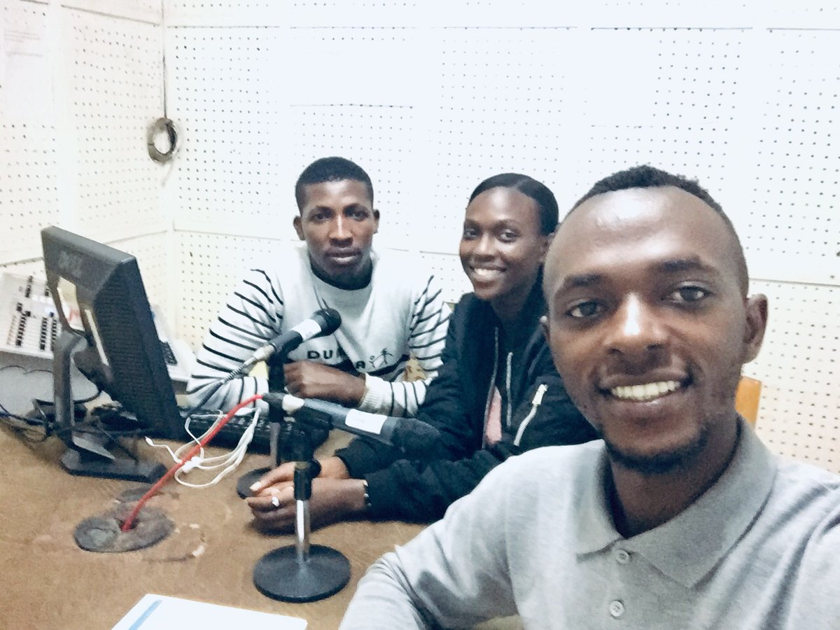 """""""COVID19 on Youth's Mental health"""" We thank @RADIOSALUS1  for hosting us today to discuss different challenges young people has faced during COVID19 Pandemic and how to overcome them.(1/3) #worldmentalhealthday  #MentalHealthMatters"""
