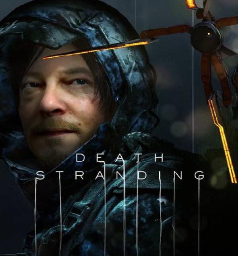 Death Stranding PlayStation on Steam RRP $76.59 Now $23.59 CDKeys