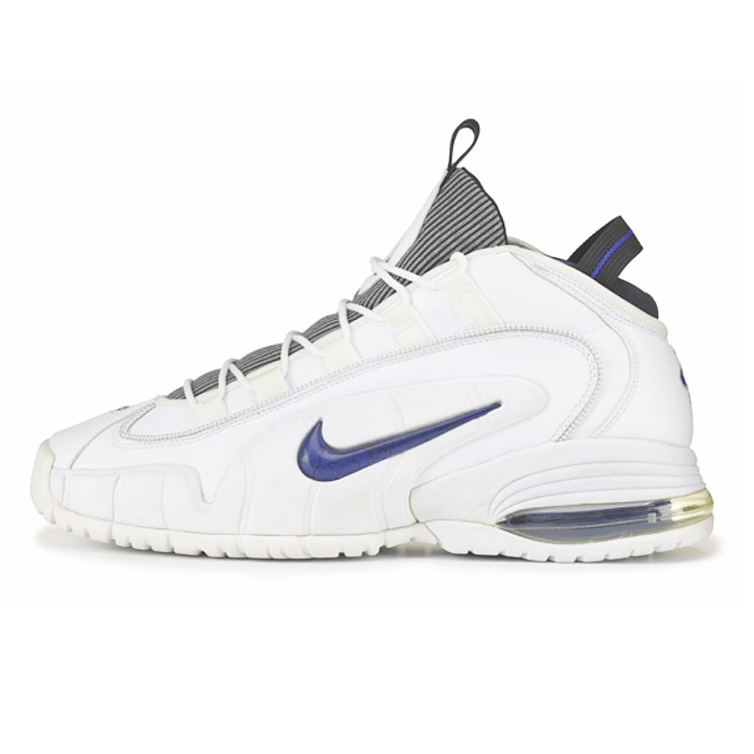 RT @ModernNotoriety: Penny Hardaway's Nike Air Max Penny 1