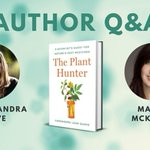 A very special In-Person stop on @QuaveEthnobot's #ThePlantHunter Book Tour.  The Center for the Study of Human #Health #Author Q&A Series with @Marynmck continues.   Tuesday, Oct 26 | 5:30 - 7:30 p.m. EDT @EmoryUniversity Student center   Register; Free: https://t.co/mlTbPTP7N5 https://t.co/nCkTao1yE3