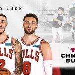 Image for the Tweet beginning: Good luck this season, @chicagobulls!