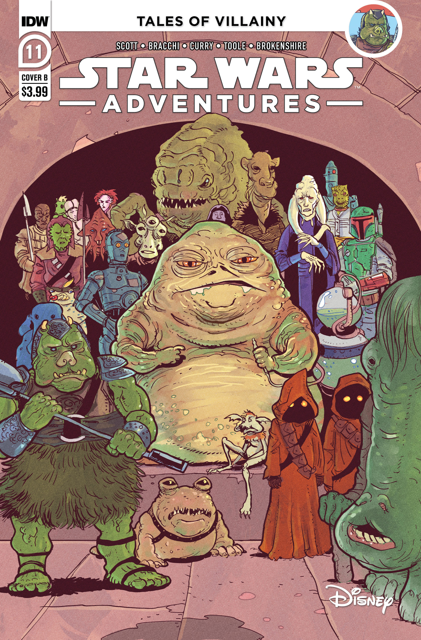 Star Wars Adventures #11 Cover B