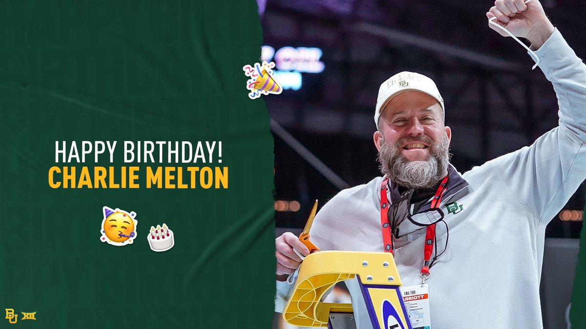 Help us wish a happy birthday to @CMelt_IRON 💪   #SicEm   #CultureofJOY 🏀