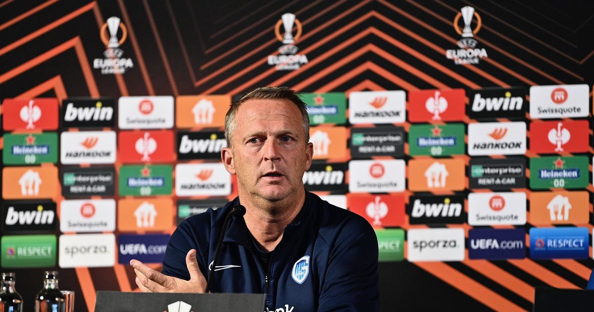 Genk manager sets out his vision for how to defeat West Ham in Europa League https://t.co/lQTEtZ6ybU via @WestHam_fl https://t.co/4kSvf8IMSU