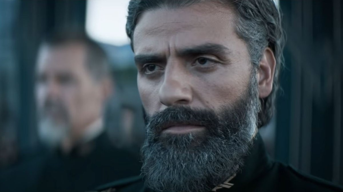RT @Gizmodo: Dune Nearly Went Without Oscar Isaac's Lustrous, Well-Oiled Beard