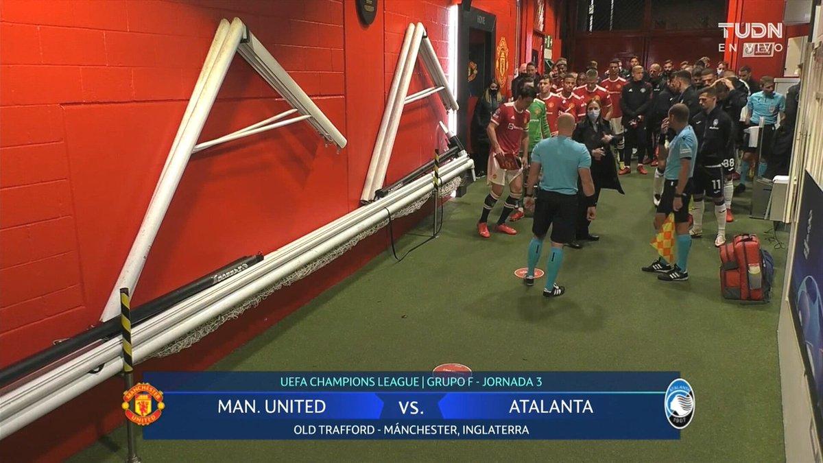 Full match: Manchester United vs Atalanta