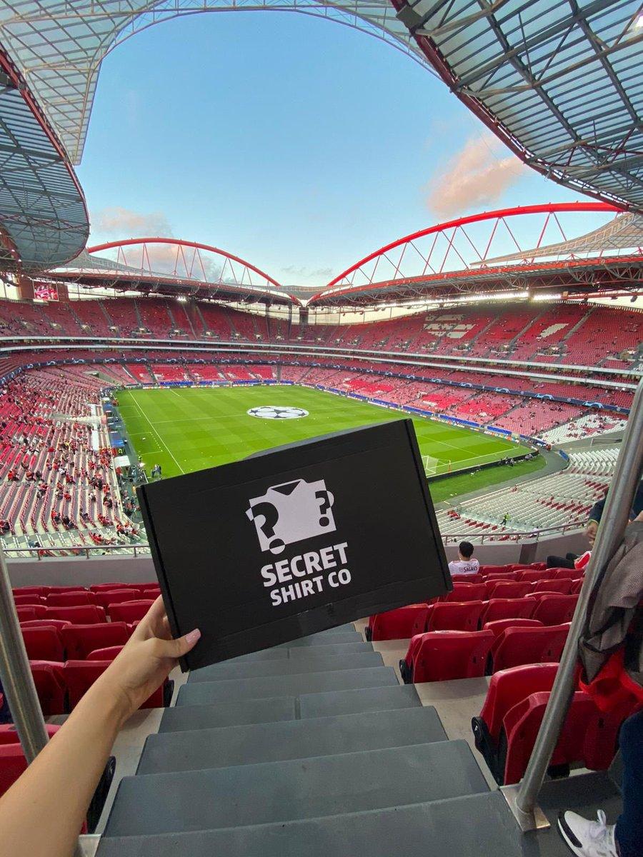 Secret Shirt x Champions League nights. 🤩