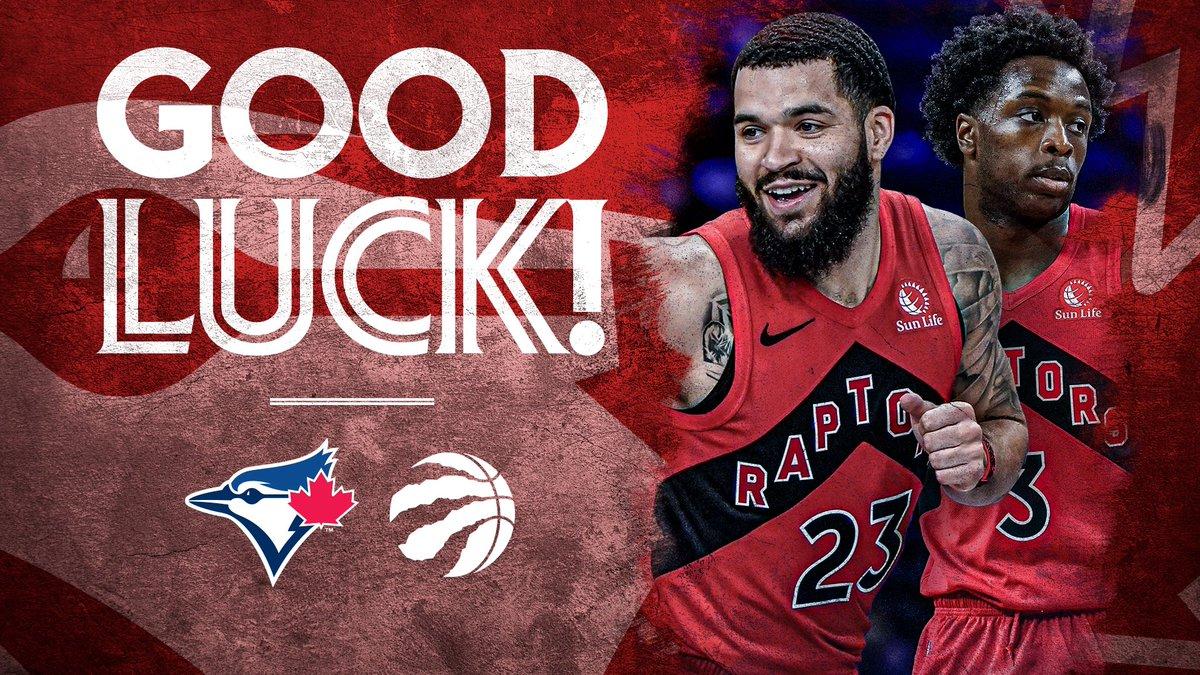 Happy homecoming, @Raptors 🇨🇦 Good luck this season! 🙌