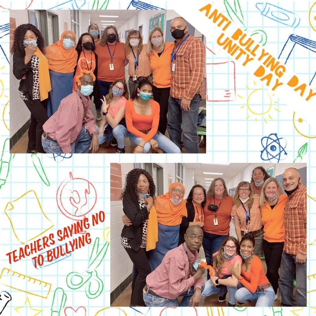Langston's teachers and staff saying NO TO BULLYING <a target='_blank' href='https://t.co/8pufh8S0Tz'>https://t.co/8pufh8S0Tz</a>