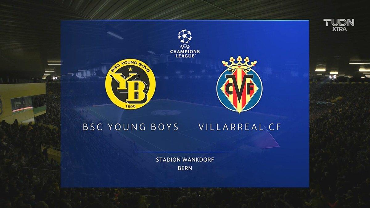 Full match: Young Boys vs Villarreal