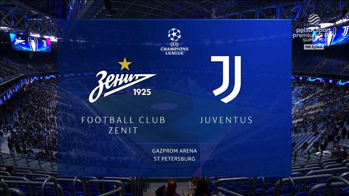 Full match: Zenit vs Juventus