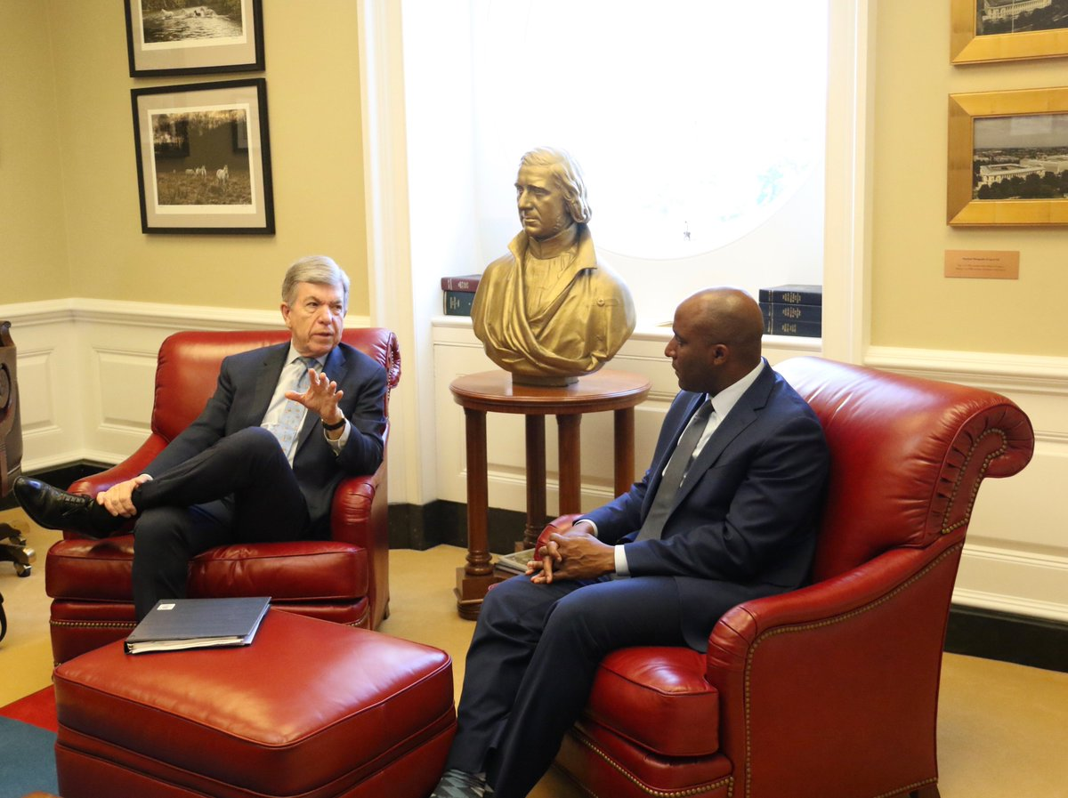 Always great to catch up with @MayorLucasKC and discuss how we can continue working together to advance KCMO's priorities. It's an exciting time for Kansas City.
