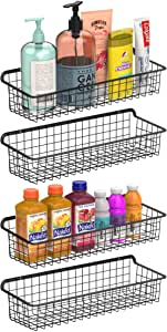 F-color Wall Mounted Wire Baskets $24.99  at
