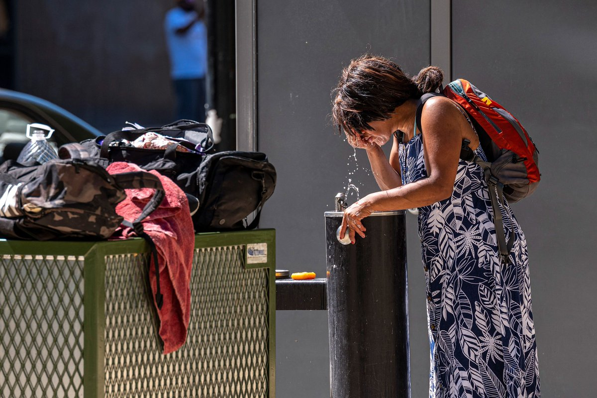 Extreme heat is a growing concern for doctors around the world