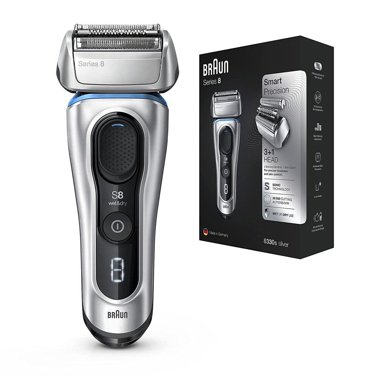 Up to 50% off hair removal from Braun