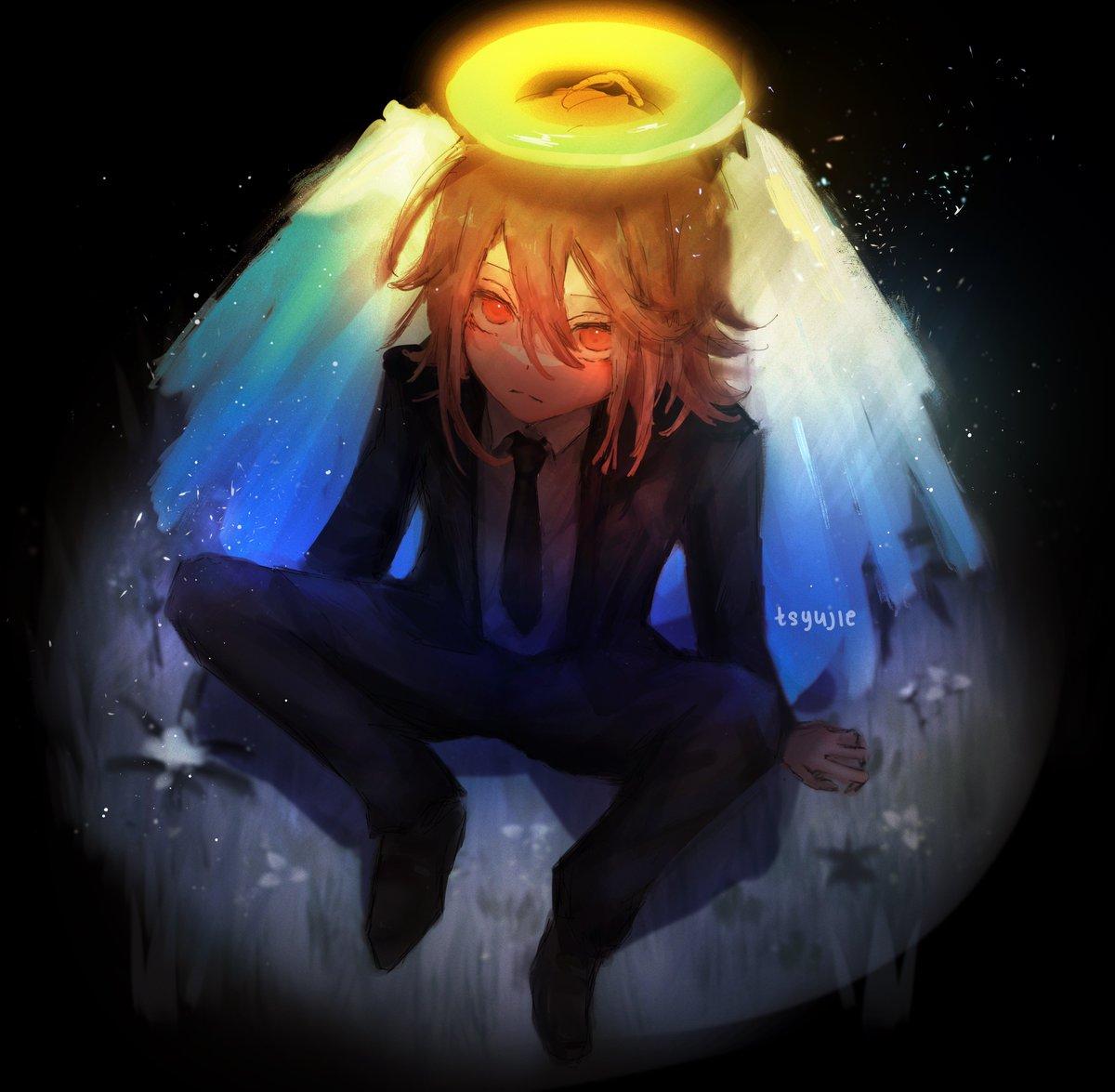angel devil !  #チェンソーマン #chainsawman #csm #illustration